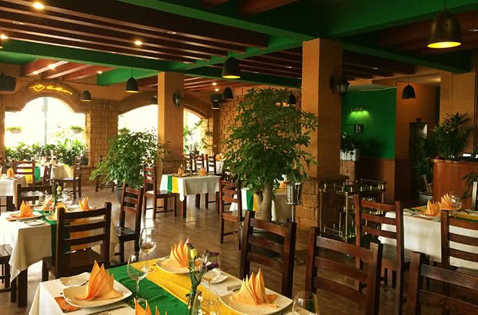 nhà hàng Carnaval vườn nướng brazil 16