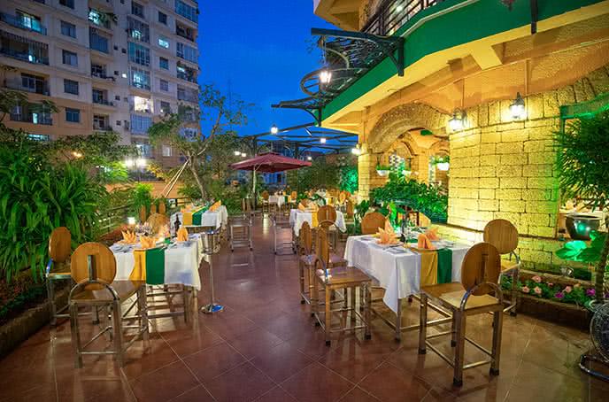 nhà hàng Carnaval vườn nướng brazil 17