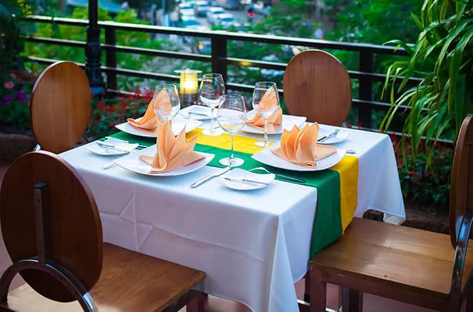 nhà hàng Carnaval vườn nướng brazil 18