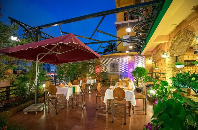 nhà hàng Carnaval vườn nướng brazil 19