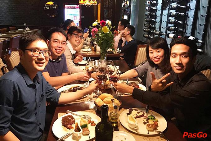 Nhà hàng Grille6 Steakhouse