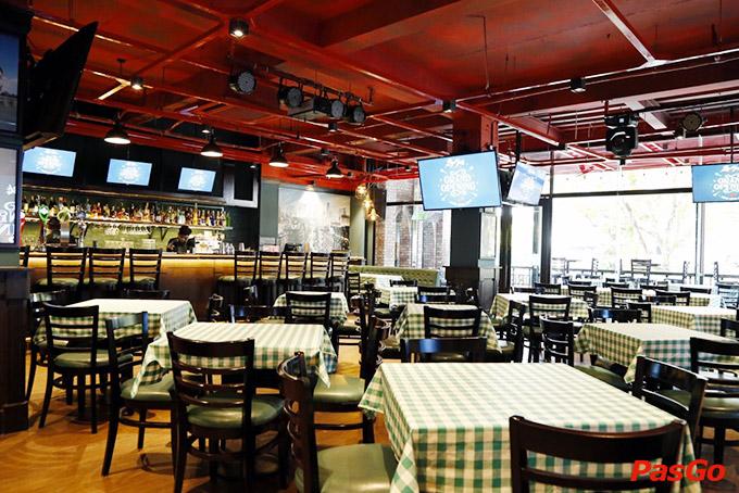 Nhà hàng Olearys Bà Triệu 19
