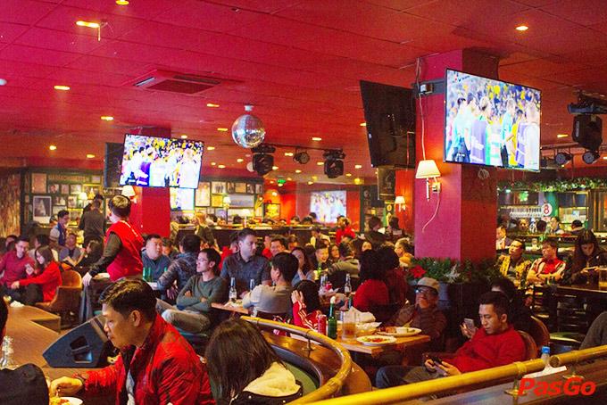 Nhà hàng Olearys Bà Triệu 23