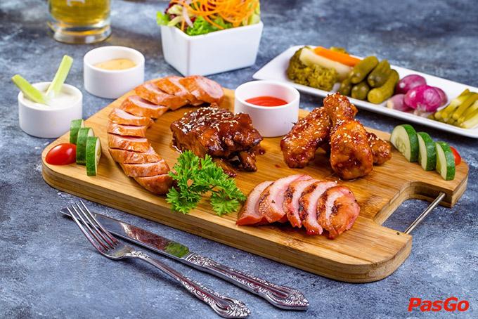 Nhà hàng Olearys Bà Triệu 8