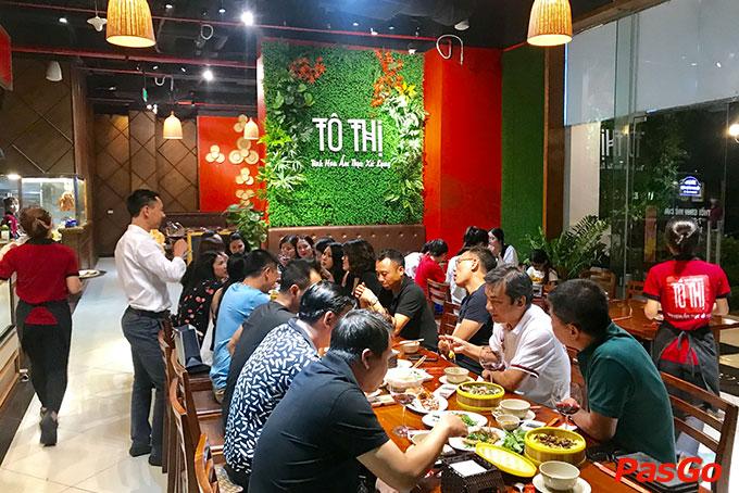 Nhà hàng Vịt Quay Tô Thị Royal City 15