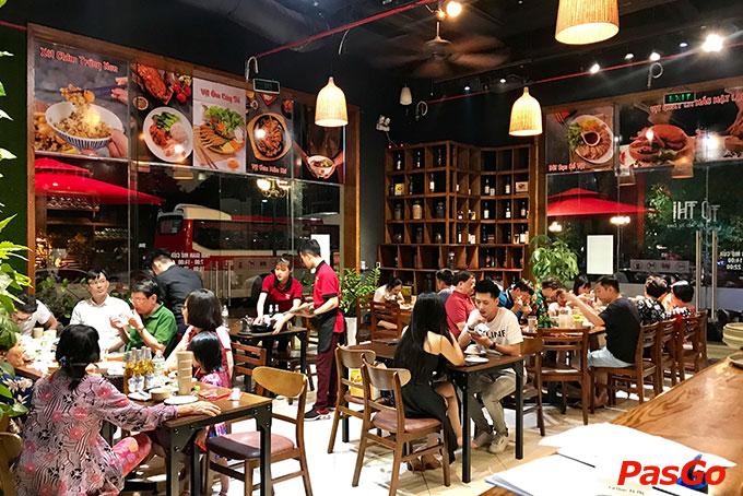 Nhà hàng Vịt Quay Tô Thị Royal City 14